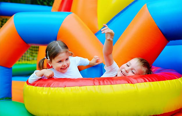 Bouncy Castles hire in Dublin